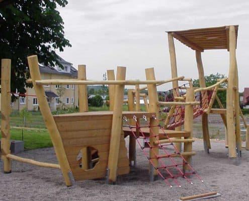 Spielgerät-Holz
