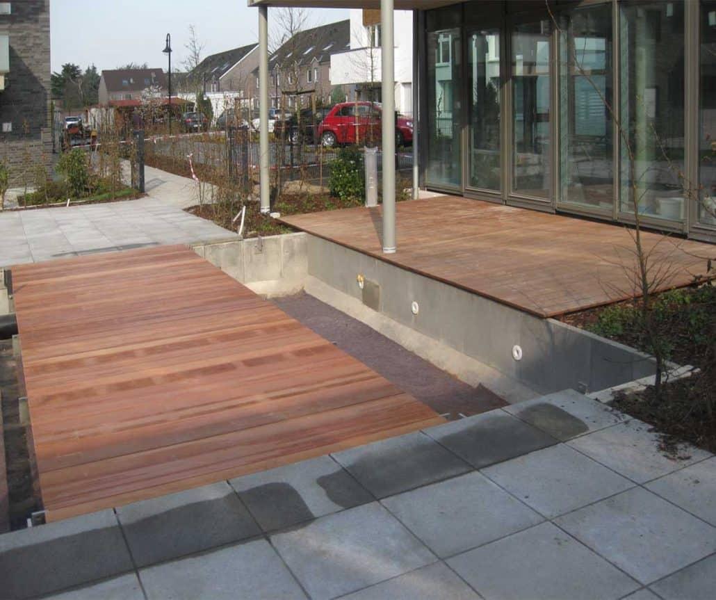 Hervorragend Holz Terrassen WPC Terrassen Montage oder Selbstbau • Gartenholzprofi GG25