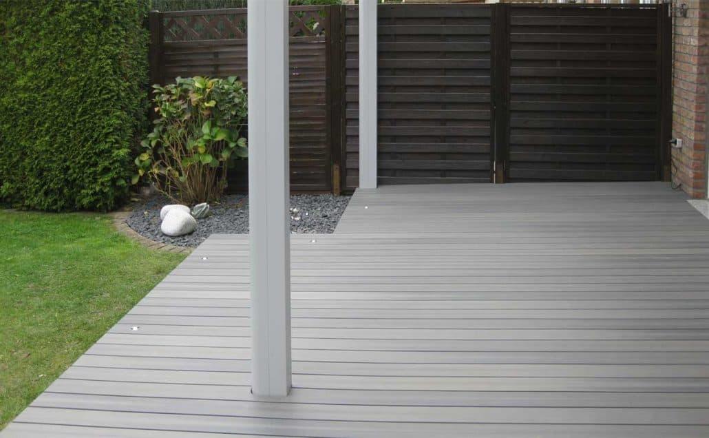 Super Holz Terrassen WPC Terrassen Montage oder Selbstbau • Gartenholzprofi #HL_25