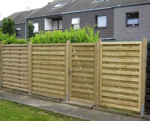 Design#5001238: Sichtschutzzaun holz / wpc. montiert oder angeliefert .... Sichtschutzzaun Holz Holzarten