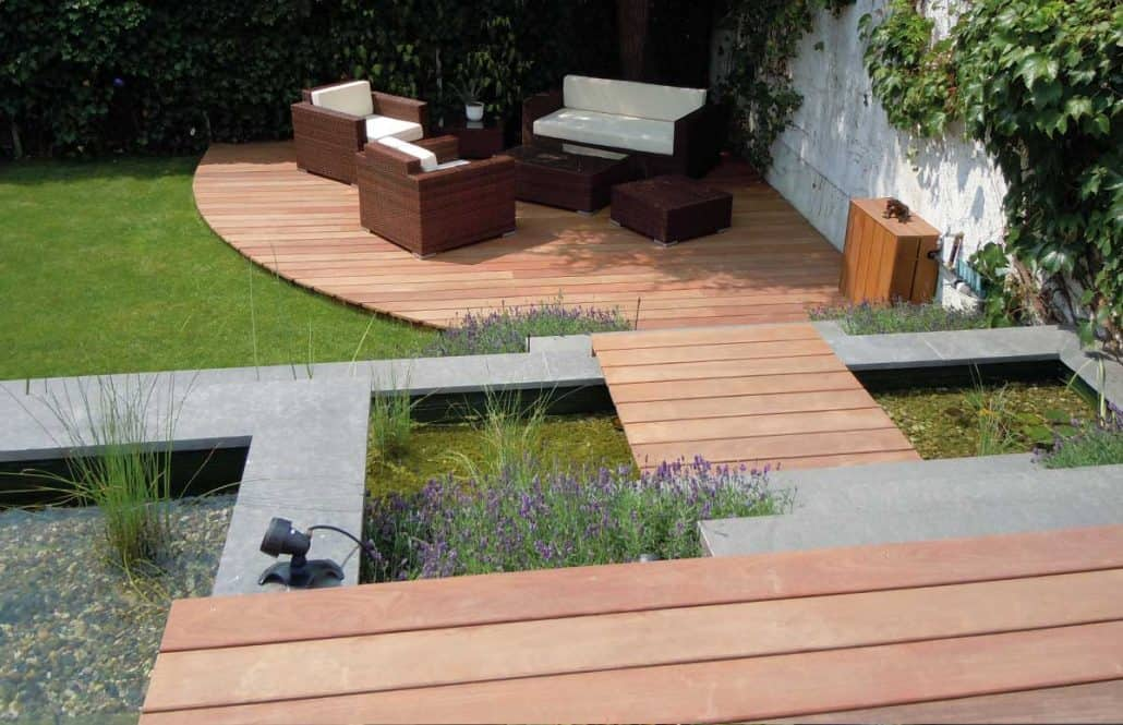 terrasse aus holz oder wpc m bel inspiration und. Black Bedroom Furniture Sets. Home Design Ideas