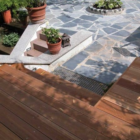Relativ Holz Terrassen WPC Terrassen Montage oder Selbstbau • Gartenholzprofi AJ43