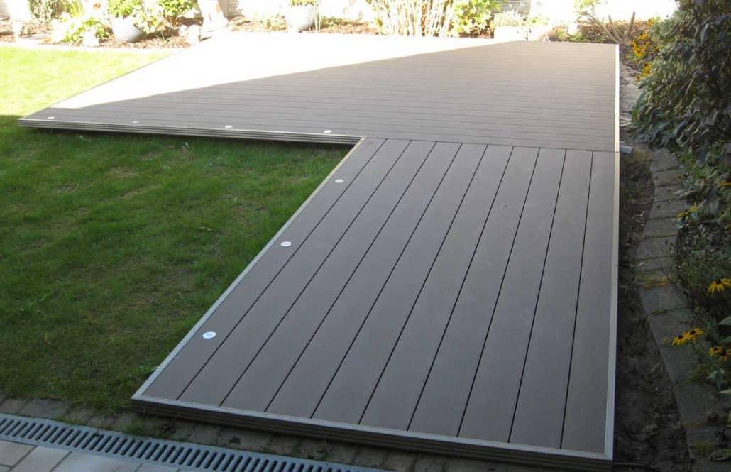 Top Holz Terrassen WPC Terrassen Montage oder Selbstbau • Gartenholzprofi @KA_07