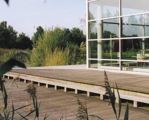 Holz Terrasse