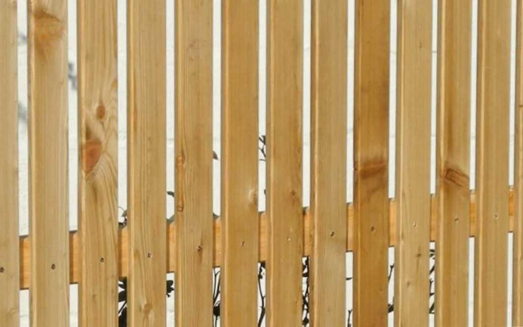 Geliebte Sichtschutz Lärche Rhombus - Fertig oder Bausatz • Gartenholzprofi DA32