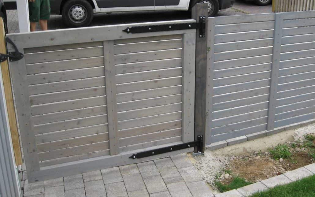 Sichtschutz Larche Rhombus Fertig Oder Bausatz Gartenholzprofi