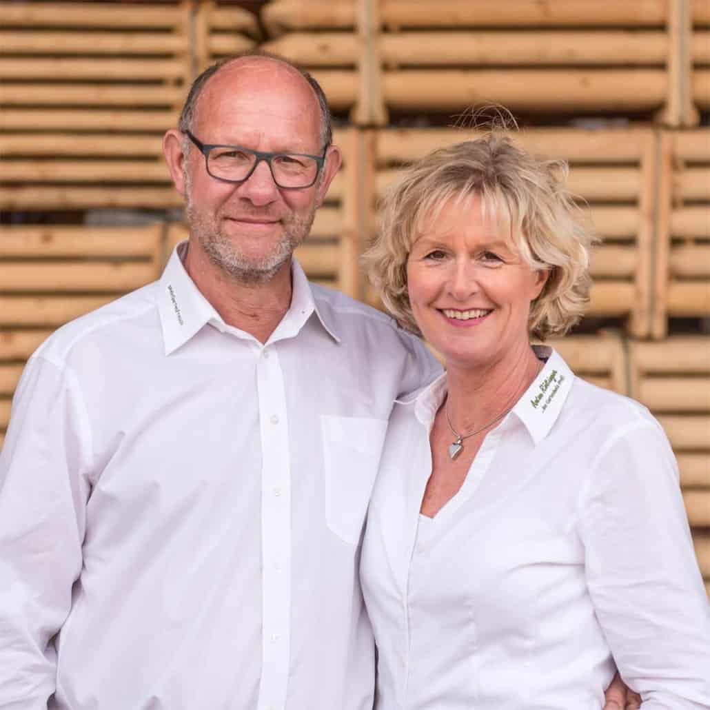 Antonius und Birgit Röttinger