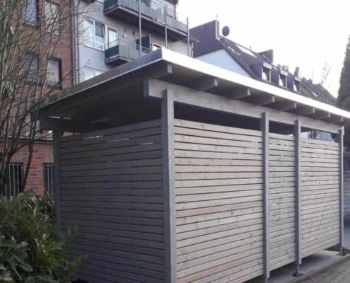 Mülltonnenhaus